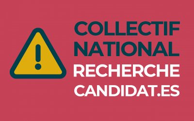 Renouvellement du Collectif national : infos et réunion le jeudi 12/11 à 13h30