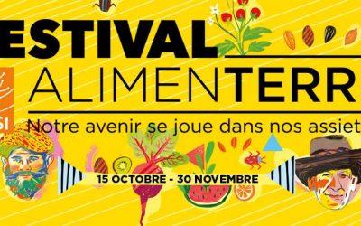 Participer au festival Alimenterre : les évènements sont accessibles en ligne !