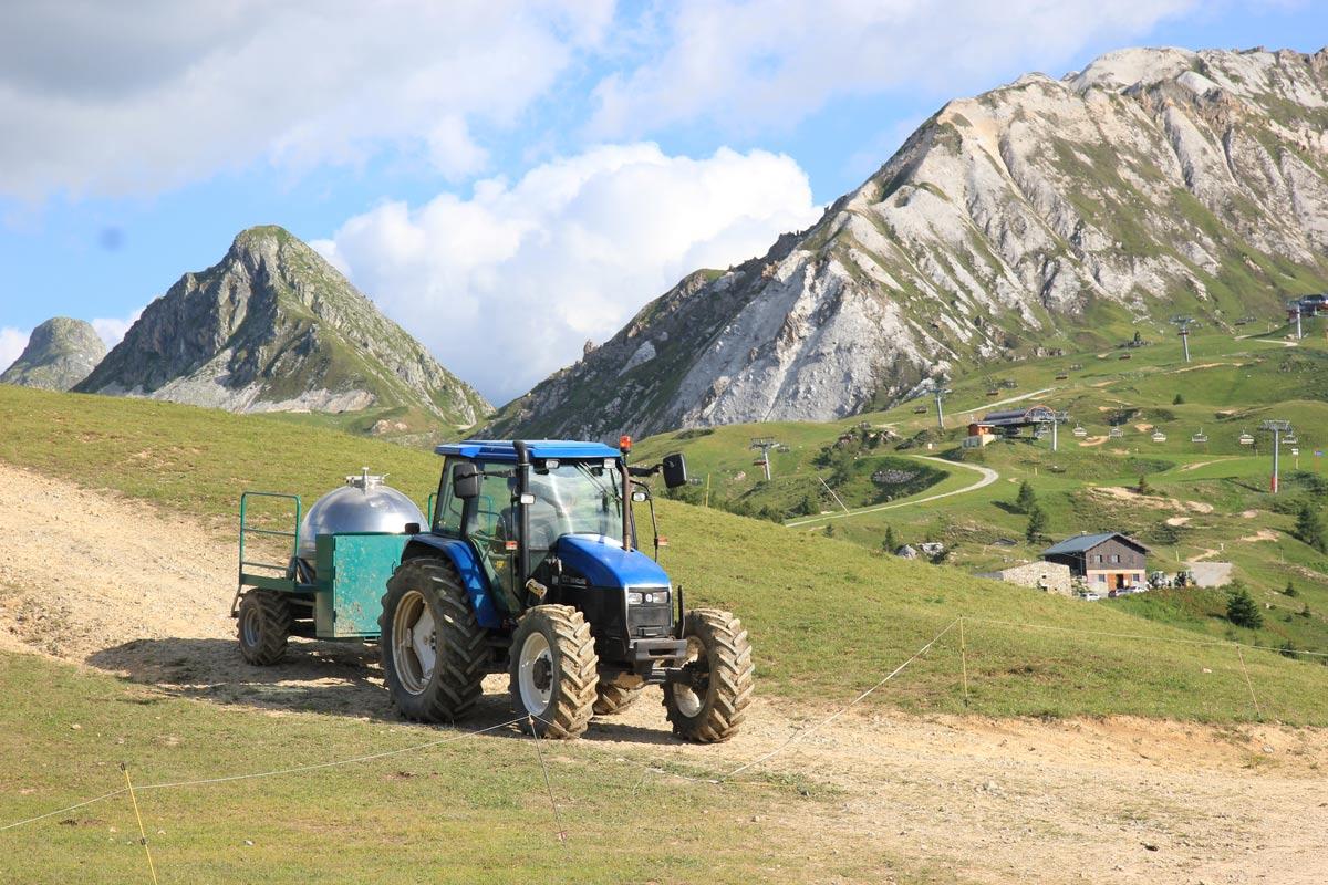 COVID-19 : attestation de déplacement des agriculteurs