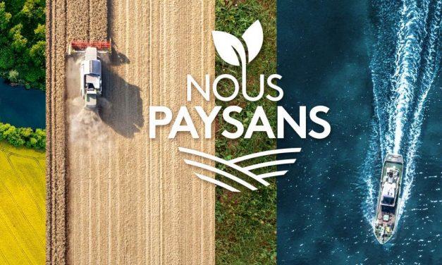 Nous paysans, un documentaire sur l'histoire de la paysannerie