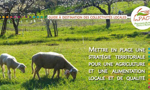 AP PACA participe avec Inpact paca à l'édition d'un guide à destination des collectivités locales