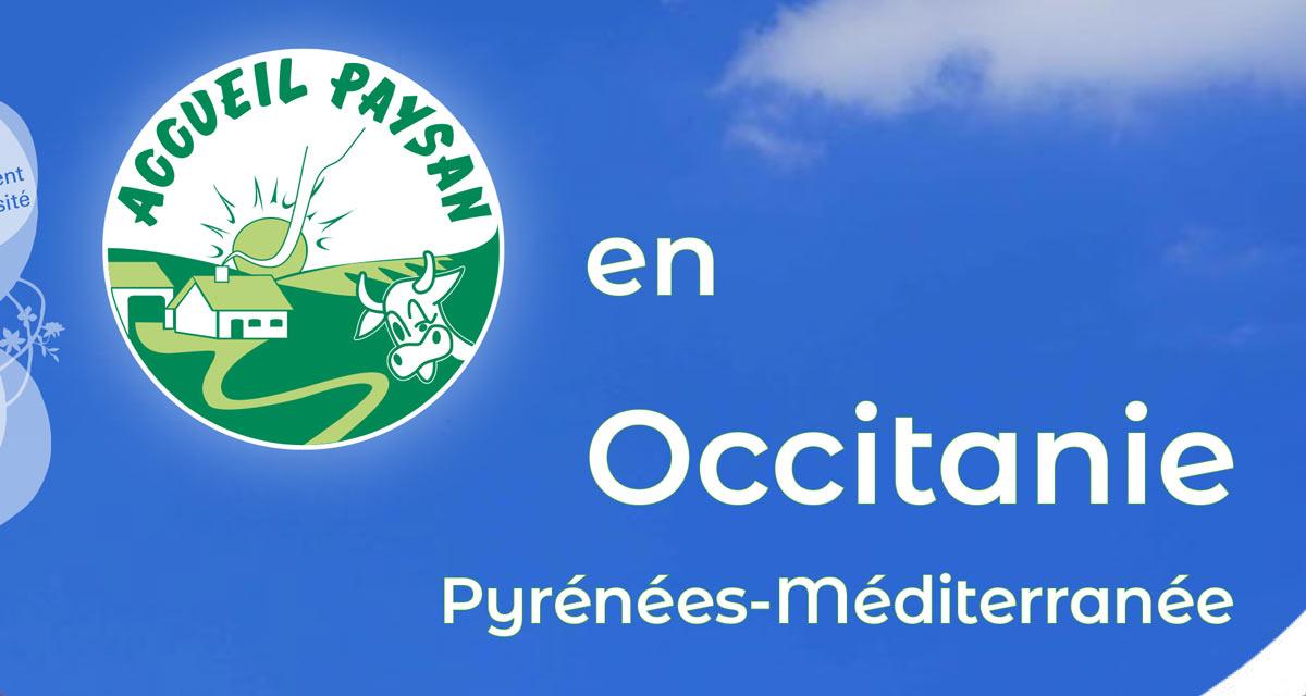 Des nouvelles d'accueil paysan Occitanie