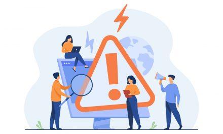 Malgré les efforts, la mise en ligne du site révisé est reportée pour limiter les risques