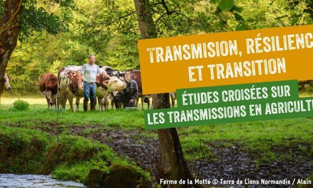 20 septembre : réflexion autour de situations de transmission en agriculture